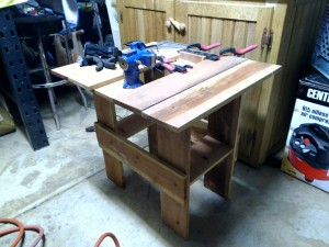 a table i built