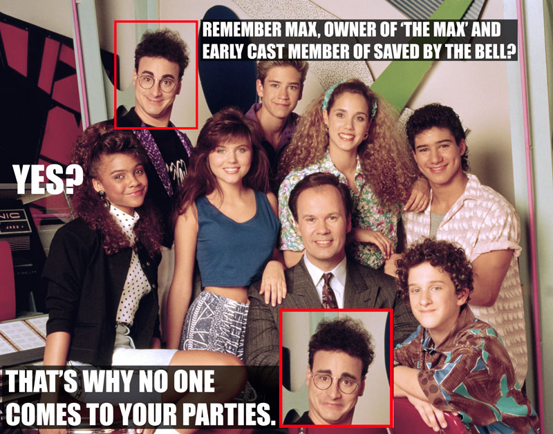 saved by the bell eric alonzo