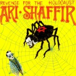 ari shaffir revenge for the holocaust album cover
