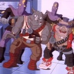 bebop rocksteady tmnt