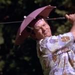bill murray space jam umbrella hat