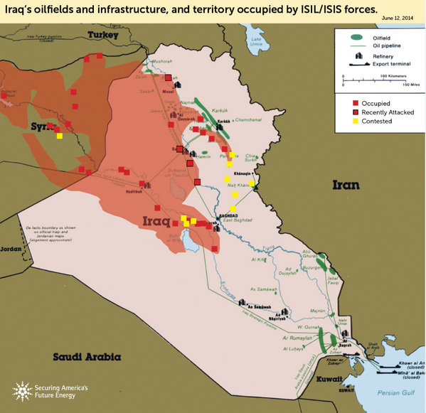 ISIS ISIL map of control via Vox