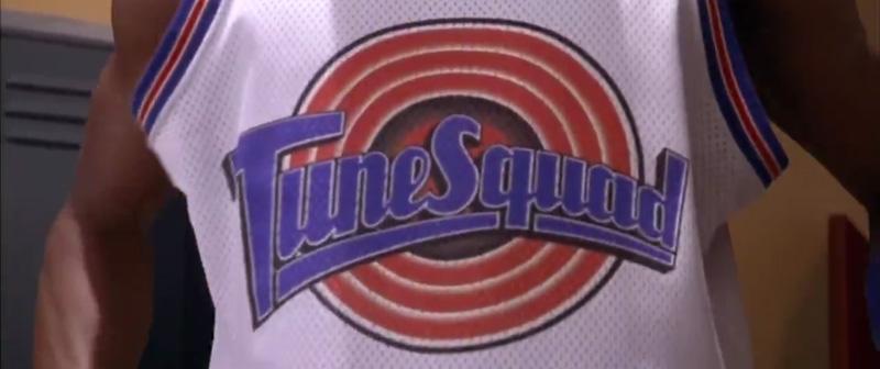 space jam team tune squad banner
