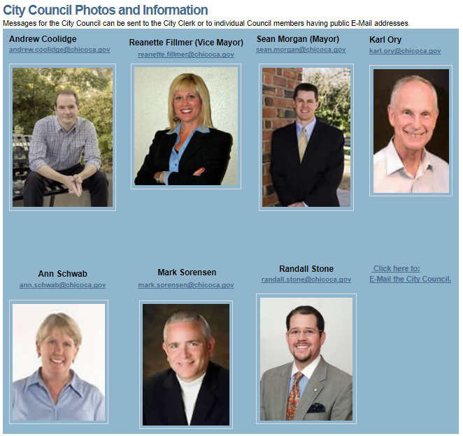 Chico City Council